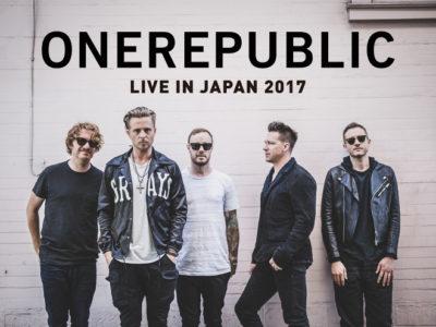 ONE REPUBRICのドラマチックなライブを見に行こう