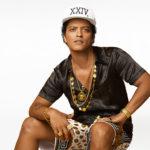 Bruno Mars(ブルーノ・マーズ)ワールドツアー2018の日本公演が決定!