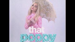 That Poppy ポピィ―ついに2018年1月13日に来日