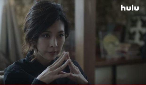 Hulu オリジナル、美しいミスシャーロック第1話(竹内結子)出演ドラマ