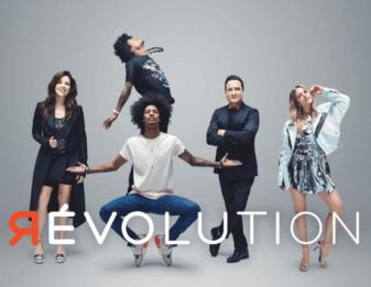 ダンス革命( Révolution)は感動的なダンスオーディション番組